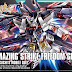 HGBF 1/144 Amazing Strike Freedom Gundam - Release Info, Box art and Official Images