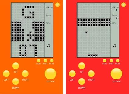 Game 8-bit Retro Games: 8-in-1