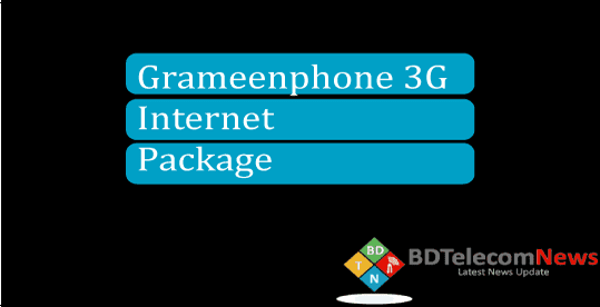 Grameenphone Internet Package