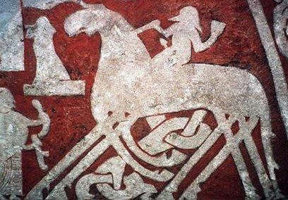 Norse Odin