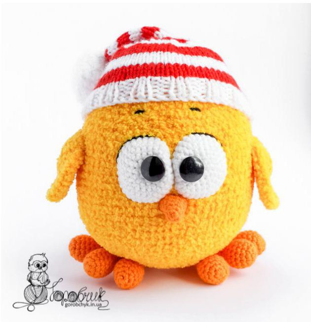 Amigurumi Chicken Pattern : Amigurumi Little Chicken-Free Pattern - Amigurumi Free ...