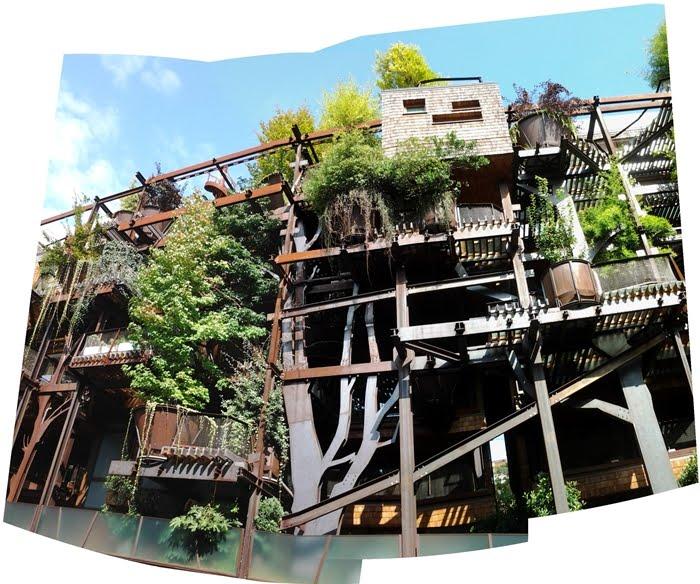 Architettura verde spazioibrido for Noto architetto torinese