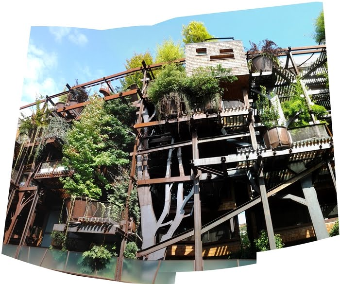 Architettura verde spazioibrido for Architettura verde