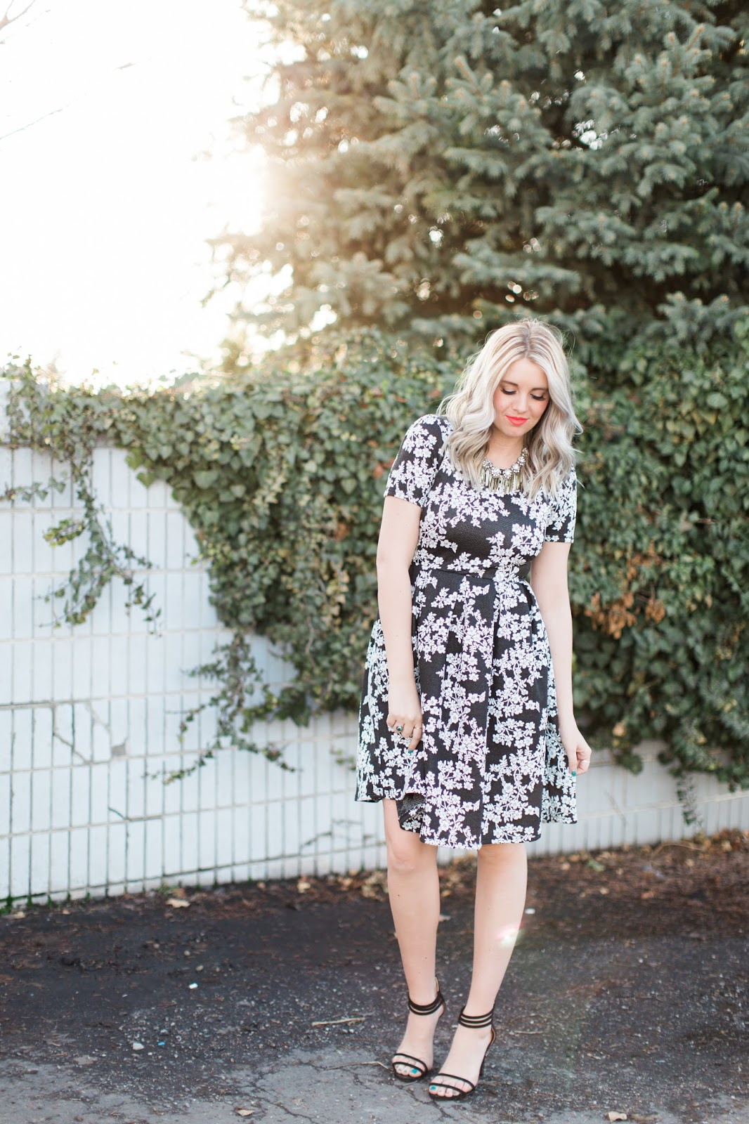 Sunday Best, Utah Fashion Blogger, Cute Dress