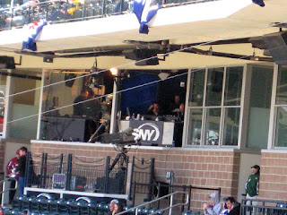 Broadcast Booth