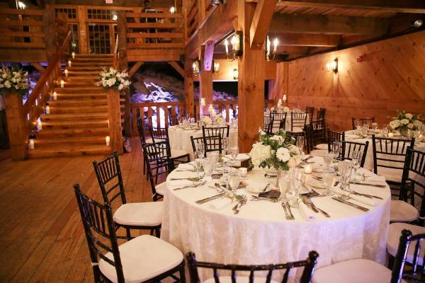 Rustic Wedding Venues In Ma
