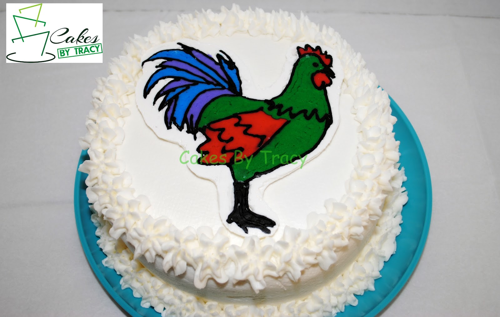 cakes by tracy salem ar rooster cake
