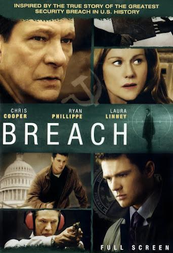 Breach หักเหลี่ยมอเมริกาล่าทรชน