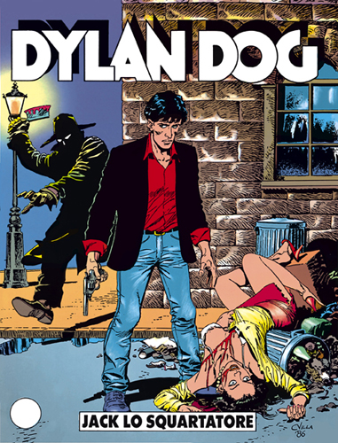 Dylan Dog (1986) 2 Page 1