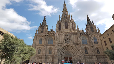 Duomo di Barcellona