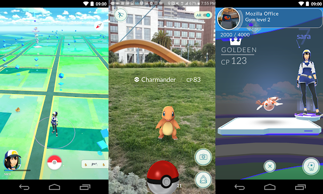 [Download] Pokémon GO 0.29.3 .apk for Android