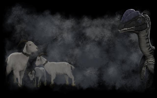Steam Dinozor Arkaplan Resimleri 4