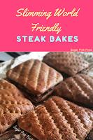 Slimming world steak bakes recipe