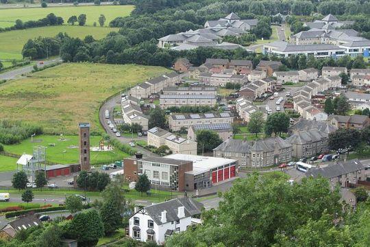 Stirling, Skotlandia