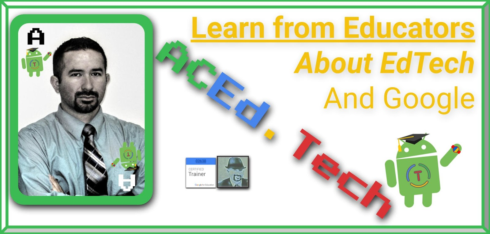 16 - Create a Yearbook using Google Slides with Jennifer Scott