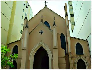 Catedral da Santíssima Trindade da Igreja Episcopal Anglicana, Porto Alegre