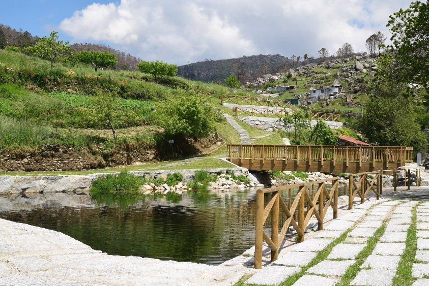 Praia Fluvial Sabugueiro Requalificada