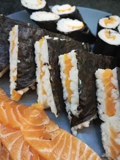 Sandwich-Sushi Rezept