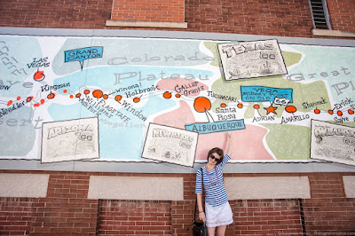 Murals Pontiac Illinois Route 66_by_Laurence Norah