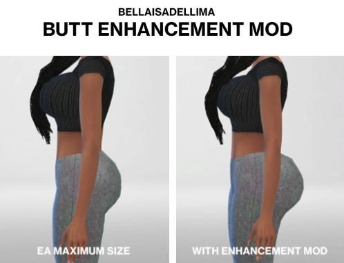 Ass Mod 20