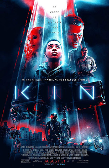 Sinopsis Film Kin 2018 (Carrie Coon, James Franco)