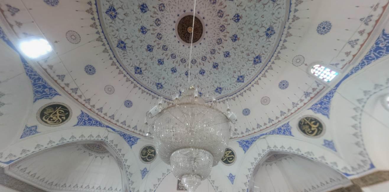 Yıldırım Bayezid Camii ( Büyük Cami ) - Foto 8