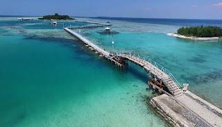 12 pulau yang bisa anda kunjungi di Kepulauan seribu