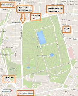 Mapa de situación de la Blogger Lit Con