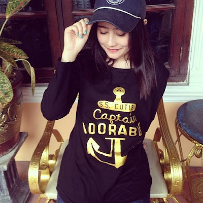 Foto Prilly imut
