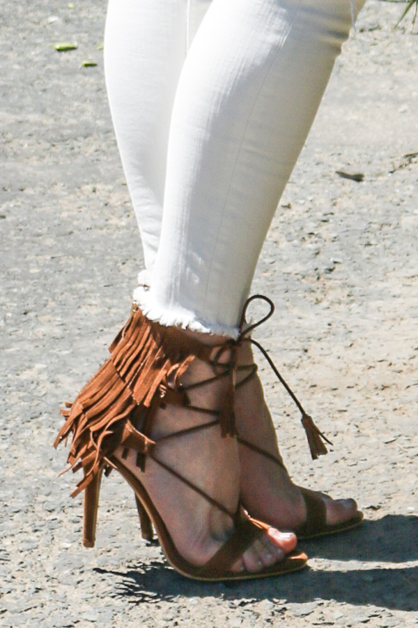 fringe pumps