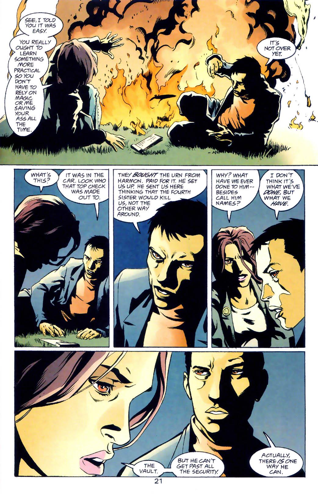 Read online Midnight, Mass comic -  Issue #5 - 23