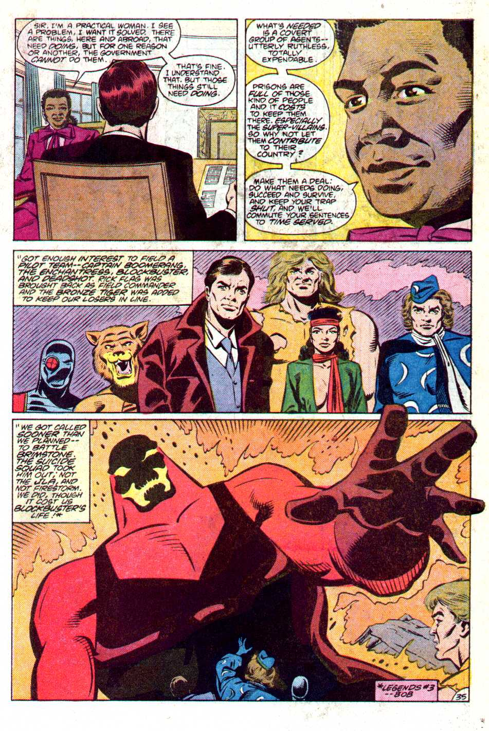 Read online Secret Origins (1986) comic -  Issue #14 - 39