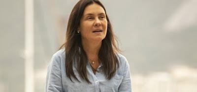 Thelma (Adriana Esteves) será enganada por Gabo (Felipe Duarte)