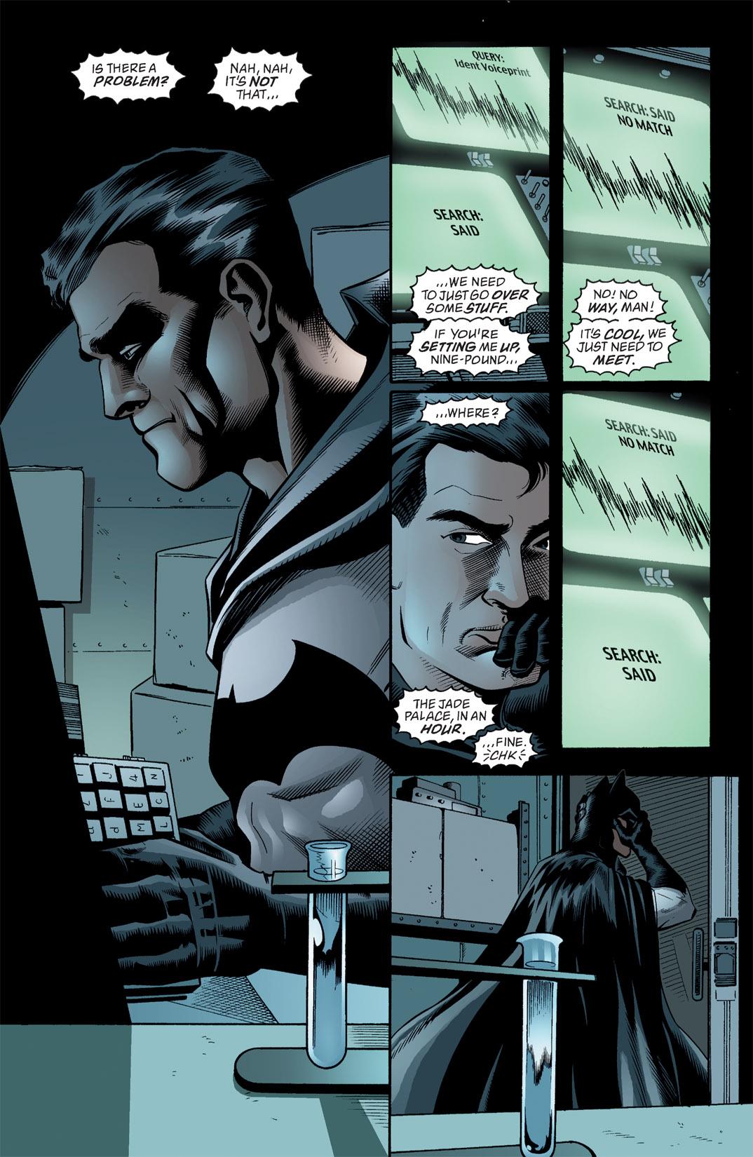 Detective Comics (1937) 768 Page 17