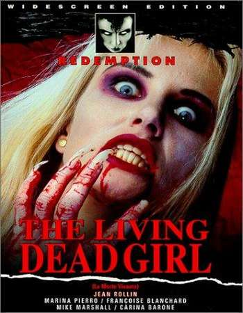Poster Of The Living Dead Girl 1982 Dual Audio 110MB BRRip HEVC Mobile ESubs - UNRATED Free Download Watch Online Worldfree4u