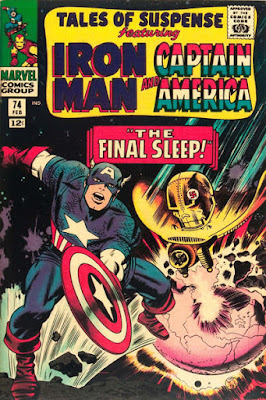 Tale of Suspense #74, Captain America vs the Sleeper
