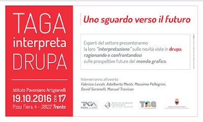 "Tour ""TAGA interpreta drupa"" - TRENTO"