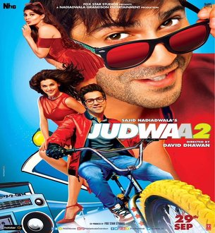 Judwaa 2 Poster for Box Office