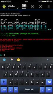 Cara Install Tools Kali Linux di Termux Android
