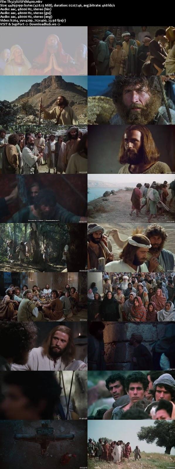 The Jesus Film 1979 Hindi Multi Audio   Free Download