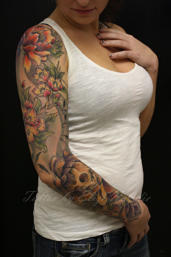 Mens Sleeve Tattoo Gallery: Tattoos For Men Sleeves