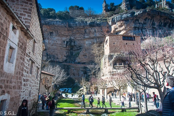 Pueblo de Orbaneja del Castillo