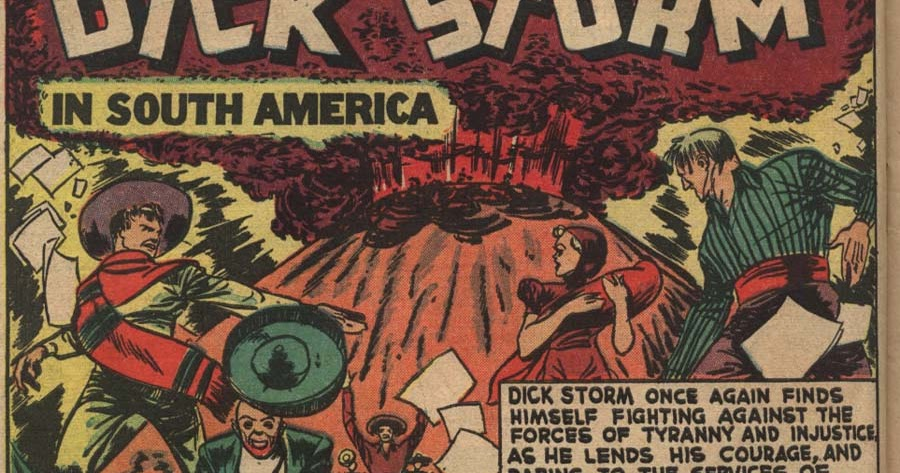 Dick Storm 11