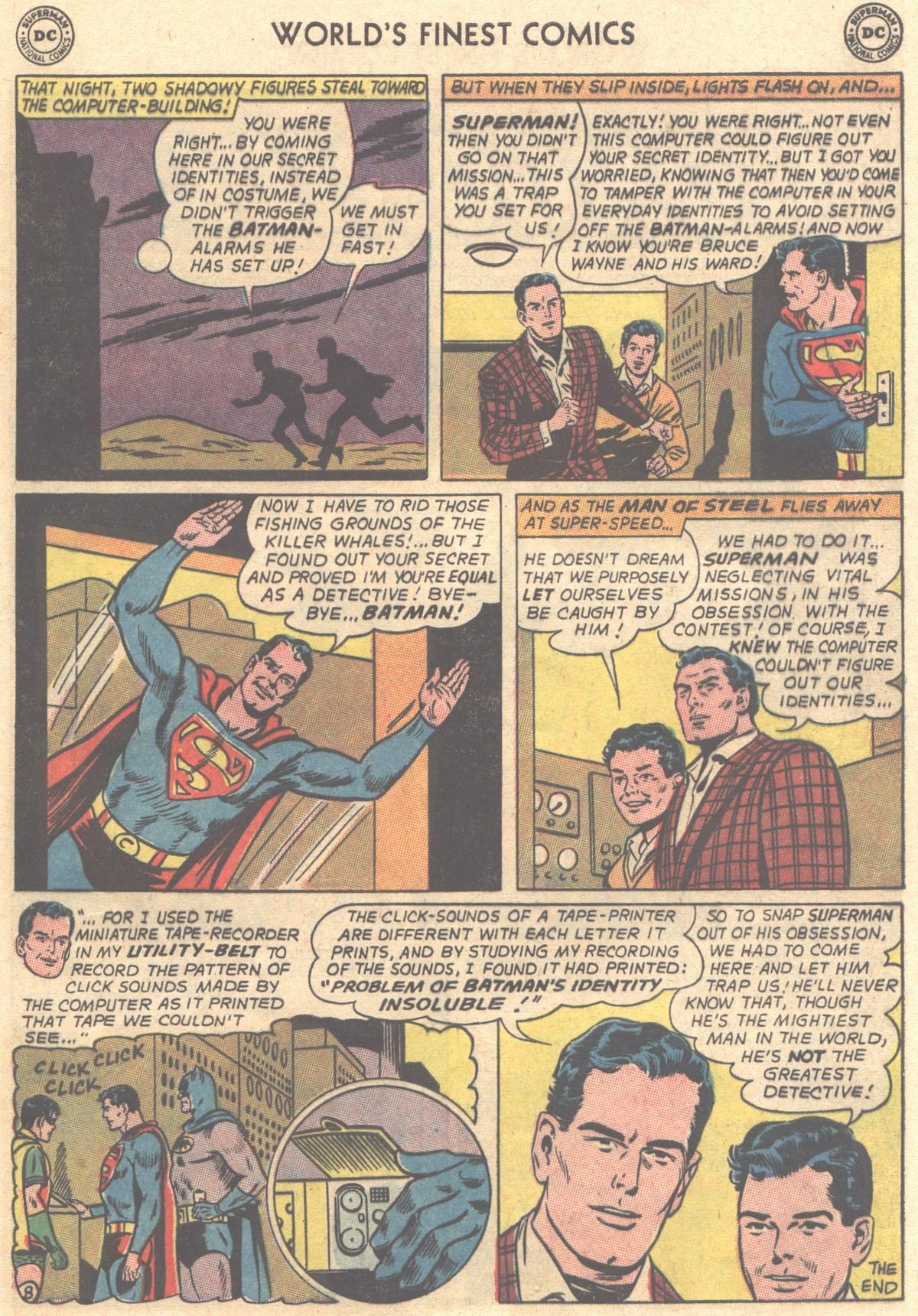 Read online World's Finest Comics comic -  Issue #149 - 25