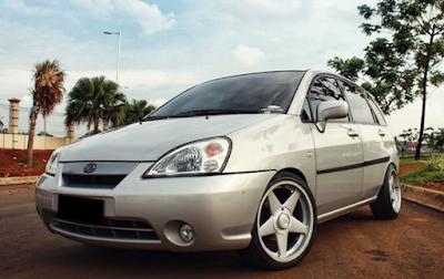 Suzuki Aerio Modifikasi