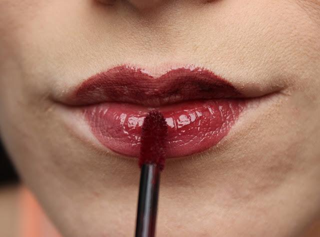 twenties make-up: step 14