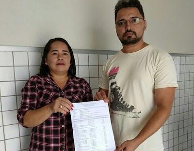 Vereadores de Chapadinha acionam prefeito e primeira-dama na Justiça