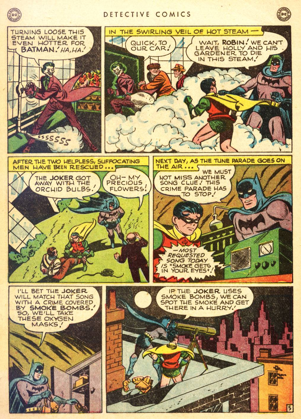 Detective Comics (1937) 124 Page 6
