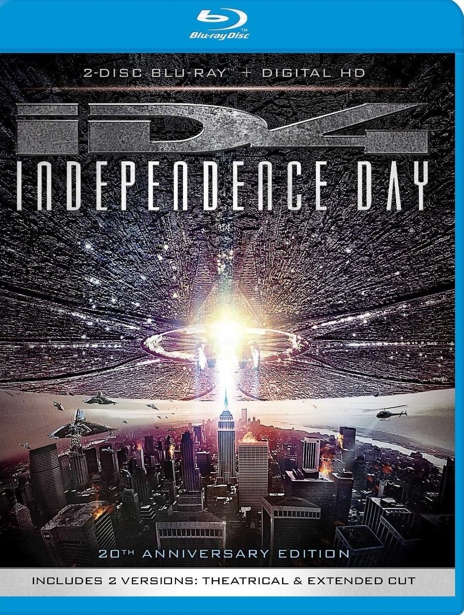 Independence Day [EXTENDED] [BD25] [1996] [Latino]