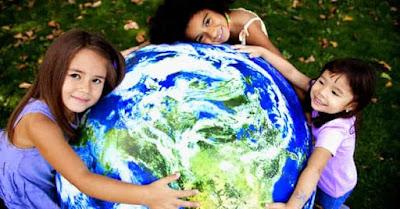 La tierra no es una Herencia de Nuestros padres sino un Préstamo de Nuestros Hijos